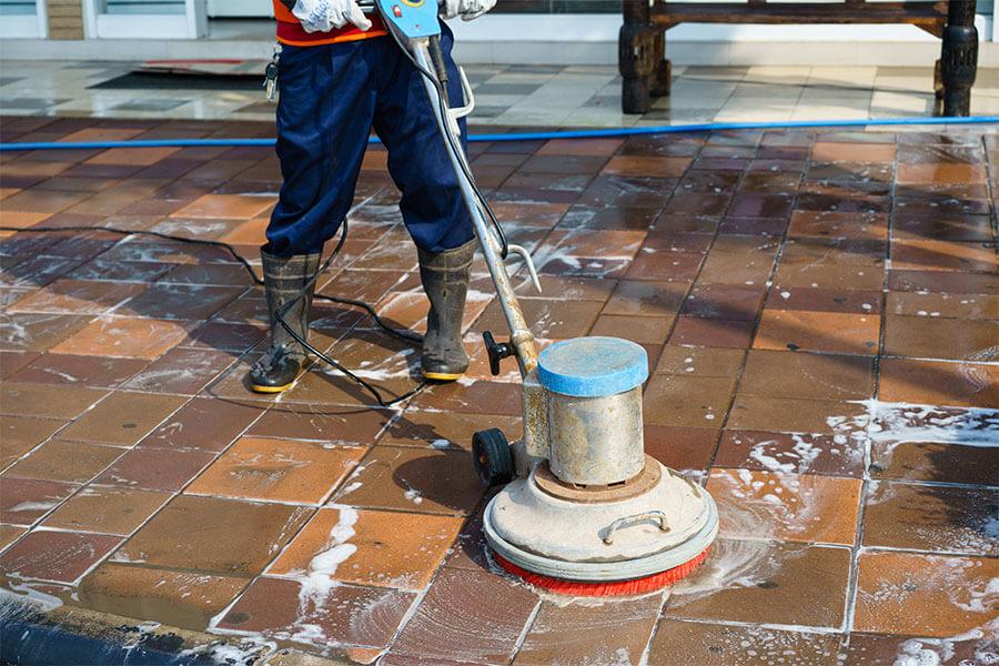 cristallizzazione metallizzazione pavimenti milano