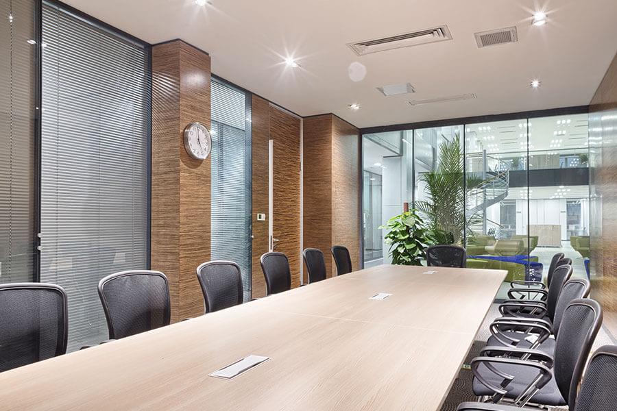 pulizie meeting room